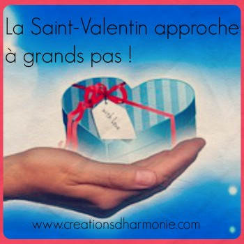 créationsdharmonie collage Saint-Valentin