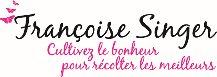 Signature Françoise Singer. Sophrologie. Sophrologue et art-thérapeute. Waremme/ Limal. Bien-$etre. Bonheur. Douceur.